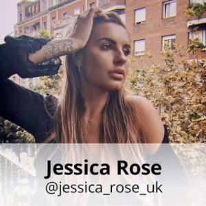 jessica rose ibiza trip
