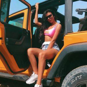 kady mcdermott jeep tour ibiza party hard trip